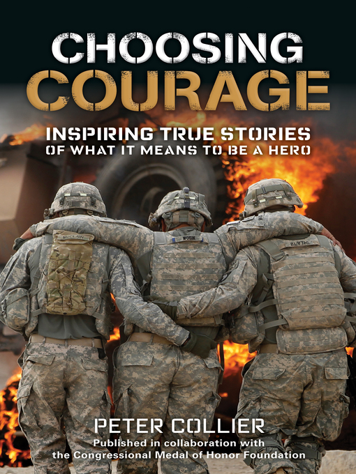 Cover of Choosing Courage